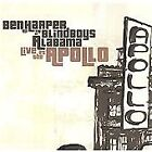 Ben Harper - Live At The Apollo (CD) BRAND NEW (NOT SEALED)
