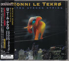 RONNI LE TEKRO / EXTRA STRONG STRING JAPAN CD OOP W/OBI