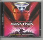 Star Trek 5 The Final Frontier Expanded Limited Edition 42 tracks  2 CDs Set