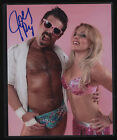 2015 Leaf Wrestling Signed 8x10 Photograph Edition 15