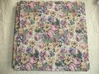 Creative Memories Retired 12 x 12 Album Tapestry Floral With 15 White Pages