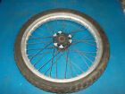 DERBI TERRA ADVENTURE 125 E3 2008 2009 2010 2011 FRONT WHEEL RIM