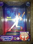 1999 Hasbro Starting Lineup Stadium Stars Special Edition Mark McGwire (NIB)
