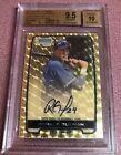 2012 Bowman Baseball Chrome Prospect Autographs Gallery and Guide 44