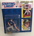 1993 Kenner Starting Lineup SLU Jose Canseco Baseball Action Fig Rangers A's
