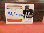 Panini Flawless Autograph Jersey Greats Bears Auto Gale Sayers 1 1 2014