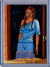 2013 Cryptozoic The Walking Dead Comic Trading Cards Set 2 6