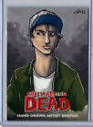 2012 Cryptozoic The Walking Dead Comic Book Trading Cards 19
