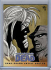 2013 Cryptozoic The Walking Dead Comic Trading Cards Set 2 12