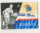 2013 Upper Deck University of Kansas Basketball Cards 17
