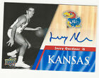 2013 Upper Deck University of Kansas Basketball Cards 13