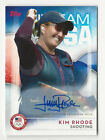 2016 Topps US Olympic and Paralympic Team Hopefuls Trading Cards 3