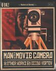 Man with a Movie Camera Dziga Vertov BLU RAY EUREKA UK REGION B