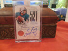 Panini Flawless Benchmarks On Card Autograph Dolphins Dan Marino 12 25 2014