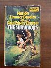 Book The Survivors by Marion Zimmer Bradley First Edition Sci Fi 1979