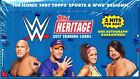 2017 TOPPS HERITAGE WWE SEALED HOBBY WRESTLING AUTOS 2 HITS BOX