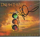 John Petrucci autographed Systematic Chaos -DREAM THEATER special ed bonus DVD