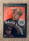 Grand Illusion Mint Dvd Criterion Collection 1 Jean Renoir OOP RARE Sealed NEW