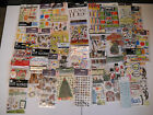 Large Lot of Scrapbook and Dimensional Stickers 36 Pkgs Sticko Soft Spoken +