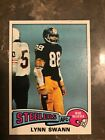 Lynn Swann Cards, Rookie Card and Autographed Memorabilia Guide 6