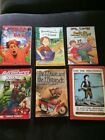 Lot Of 6  Kids Books: Anything You Can Do I Can Do Better, Beany Goes To Camp...