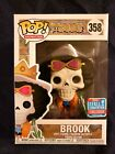 Funko Pop! - One Piece - Brook #358 - 2018 Fall Convention Exclusive
