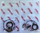 MOTO GUZZI V50 3/MONZA  ROUND SLIDE SLIDE   CARB GASKET KIT FOR PAIR CARBS