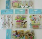 Jolees Boutique Scrapbooking Stickers Lot HOLIDAY St Patricks Day Easter