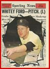 Top 10 Whitey Ford Baseball Cards 15