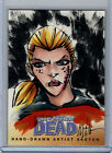 2013 Cryptozoic The Walking Dead Comic Trading Cards Set 2 15