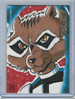 2014 Upper Deck Guardians of the Galaxy Trading Cards 12