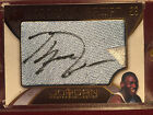 Michael Jordan 2012 Upper Deck Master Collection Jumbo Patch Auto