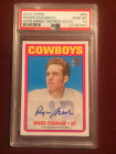 Roger Staubach Cards, Rookie Cards and Autographed Memorabilia Guide 34