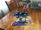 Lego Pirate 6296 Shipwreck Island 100% Complete  Instructions Cannon shooting