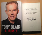A Journey Tony Blair 1st edition 1st printing HB NEW SIGNED