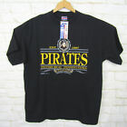 Vintage Pittsburgh Pirates Graphic Shirt Sz XL NWT Old Stock 1992 Must See