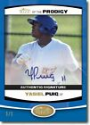 Yasiel Puig Signs Exclusive Autograph Deal with Topps 21