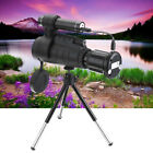 12X Night Vision Telescope Infrared IR HD Monocular w TripodPhone Bracket Set