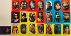 Topps Star Wars 1983 Return of the Jedi *COMPLETE* 36 Sticker Set In Our Baggie
