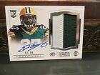 National Treasures Autograph Rookie Jersey Auto Packers Eddie Lacy 97 99 2013