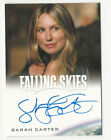 2015 Rittenhouse Falling Skies Autograph Expansion Set 16