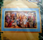 Bucilla Nativity 60735 Needlepoint Picture Kit NEW SEALED Mary Jesus Joseph