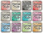 Ranger Tim Holtz Distress Oxide Ink Pads Release 2 Set of 12 Full Size 3x3in