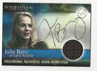 UPDATE - Did Katie Cassidy Use a Rubber Stamp on Her Supernatural Autograph Cards?  20