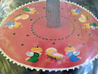 BUCILLA Felt Christmas Tree Skirt KitCHRISTMAS ANGELSNativityBaby Jesus NEW