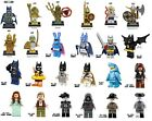 Lego Minifigures Superheroes Pirates of the Caribbean Jack Sparrow Knights
