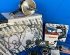 WISECO 2007-2018 CRF150R Top & Bottom End Honda Engine Rebuild Kit Crank Piston