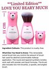 Sephora LOVE YOU BEARY MUCH Retractable Powder Brush + Mini Spoolie Angled Brush