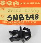 1 NEW Genuine Suzuki GT 185 380 550 Front Cover Clamp Holder OEM 09403-07306 NOS