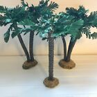 Fontanini Italy 3 Piece Palm Tree Set Scaled for 5 Heirloom Nativity Figures